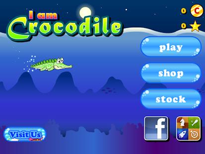 I am crocodile Adventure