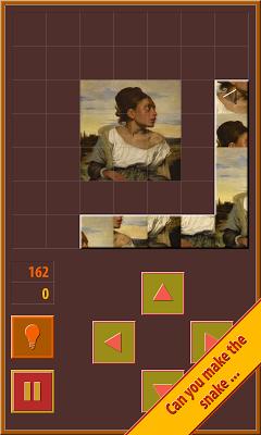 Snake Puzzle - screenshot