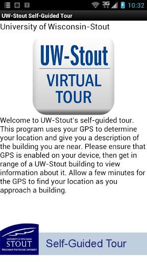 UW-Stout On Campus Tour Guide