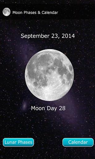 月相和日历