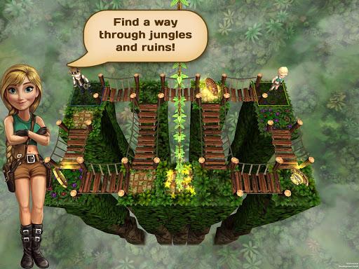 Temple Treasure: Wander Puzzle