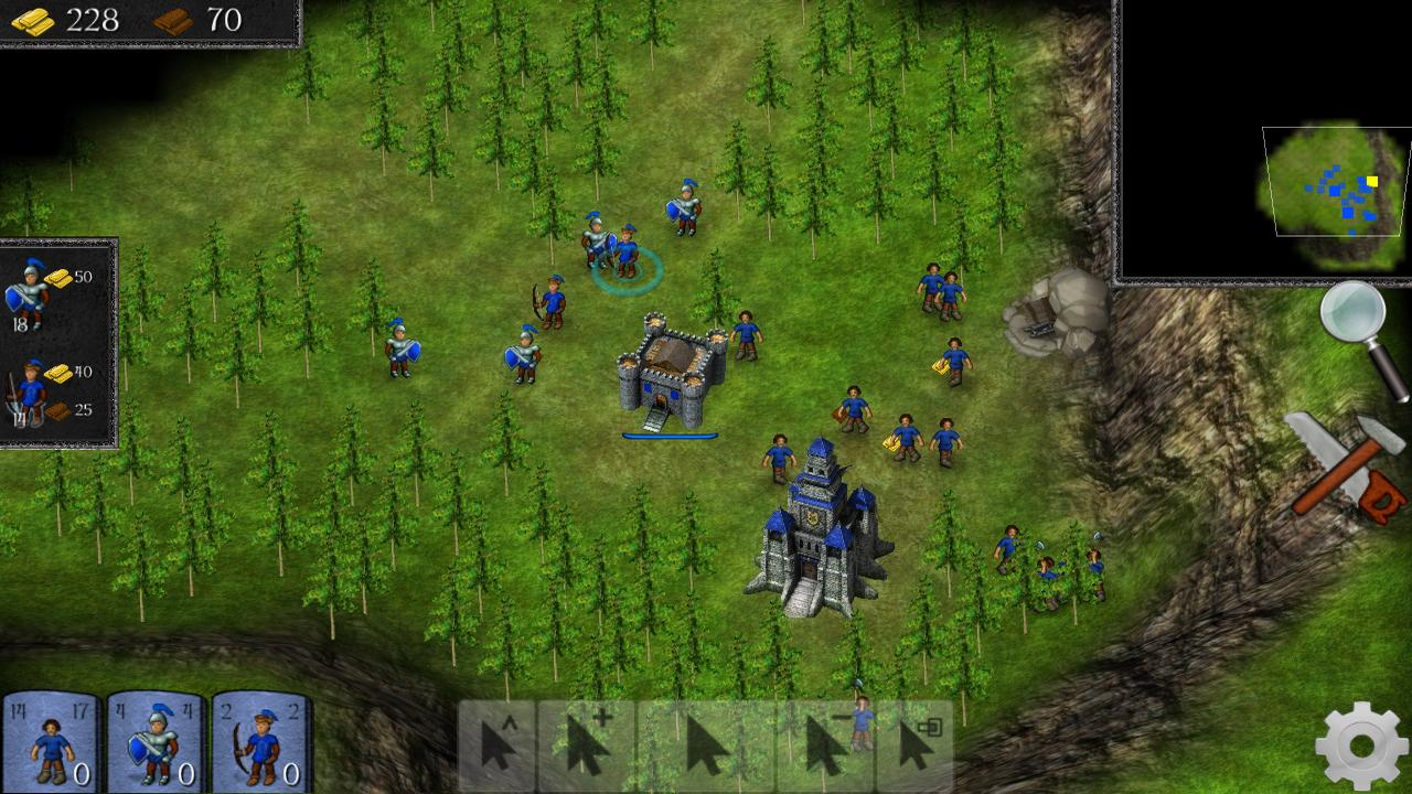 Esenthel RTS - screenshot