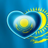 Love Kazakhstan Flag LWP