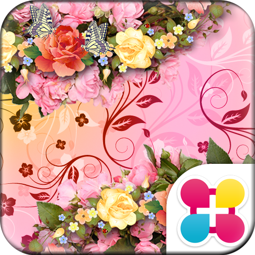 Butterfly Bait Wallpaper Theme Icon