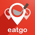 Eatgo! find tasty restaurants icon