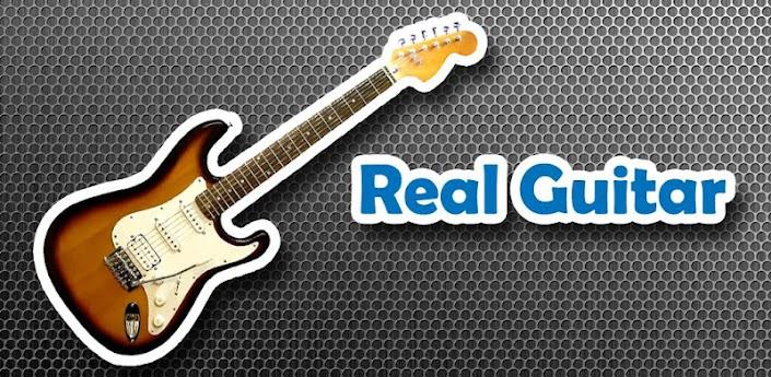 Real Guitar 2 - симулятор гитары скачать на андроид