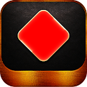 Red Escape icon
