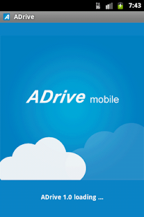 ADrive Mobile screenshot