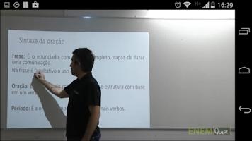 Screenshot of ENEMQuiz Questões e Videoaulas