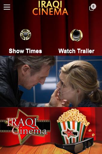 IRAQI CINEMA THEATERS - IRAQ