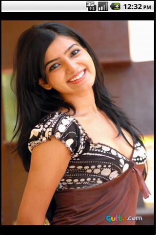 Hot Samantha HD Photos - screenshot