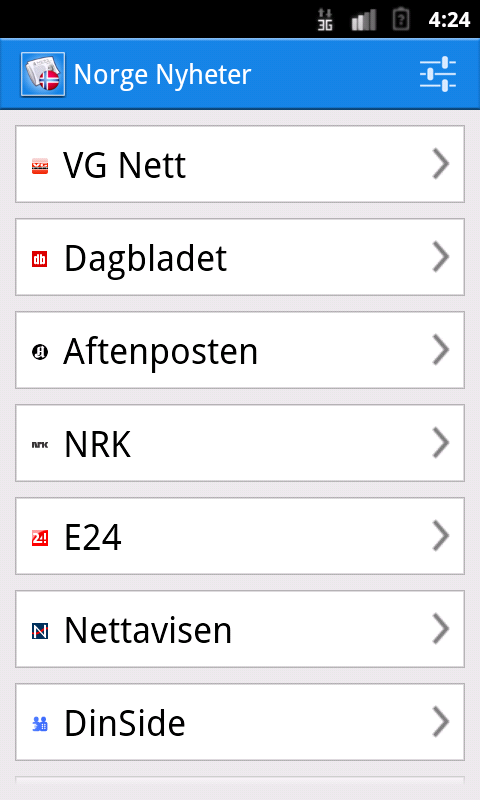 android apps norge dogging i norge