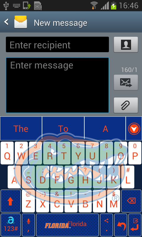 Florida Keyboard - screenshot