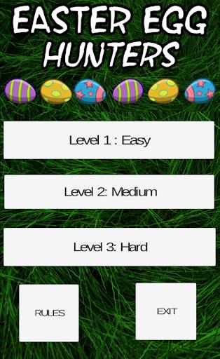 Easter Egg Hunters
