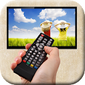 Universal TV Remote Control icon