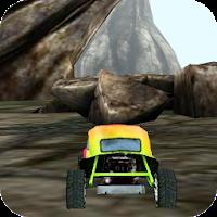 3D Car Racing Rocky Landscape 1.1.6