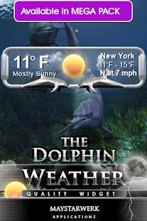 dolphin free live wallpaper - screenshot thumbnail
