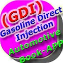 GDI Gasoline Direct Injection icon