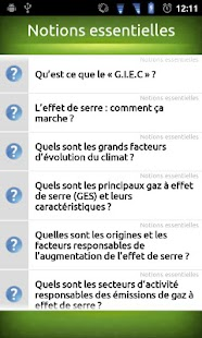 FAQ Vivre écologique- screenshot thumbnail