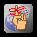 FingerString Reminders logo