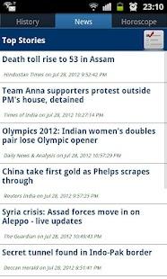 Today In World- screenshot thumbnail