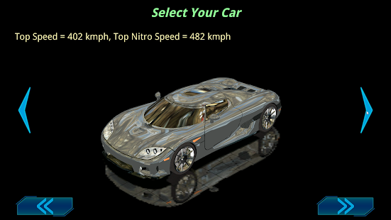 Supercar Shooter : Death Race - screenshot thumbnail