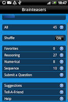 Screenshot of Brainteaser Interview Guide