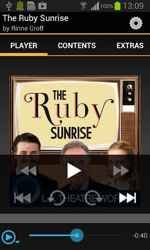 The Ruby Sunrise Rinne Groff