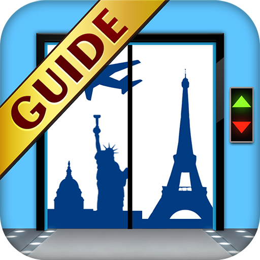 100 Floors World Tour - Guide LOGO-APP點子