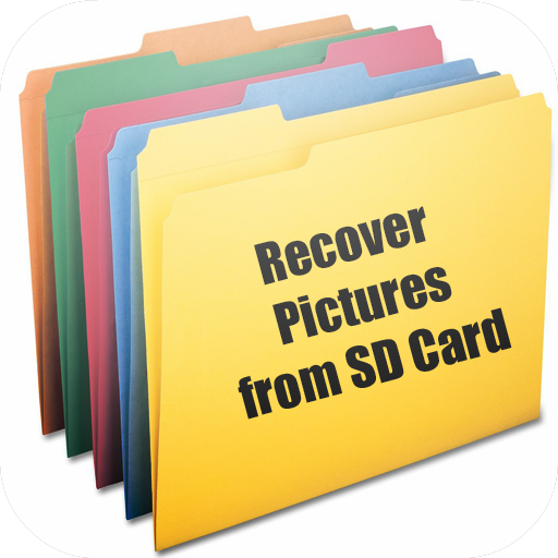 Recover Pictures from SD Card