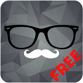 Hipster Clock Free - UCCW Skin