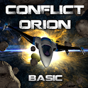 Conflict Orion logo