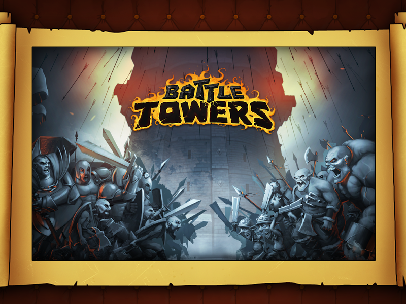 Battle Towers Hack Apk Mod v2.9.3 (Unlimited Money) - screenshot