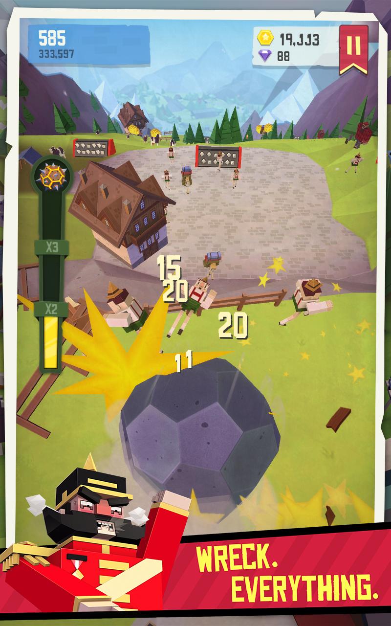 Giant Boulder of Death screenshot #13
