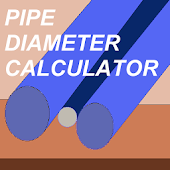 Pipe Diameter Calculator Free