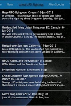 UFO Encyclopediaのおすすめ画像3