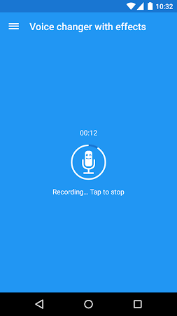 Voice changer with effects 3.1.10 screenshot 19607
