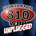 Sports Radio 810 WHB logo
