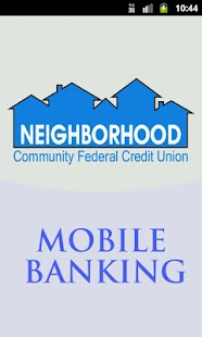 Neighborhood CFCU Mobile- screenshot thumbnail