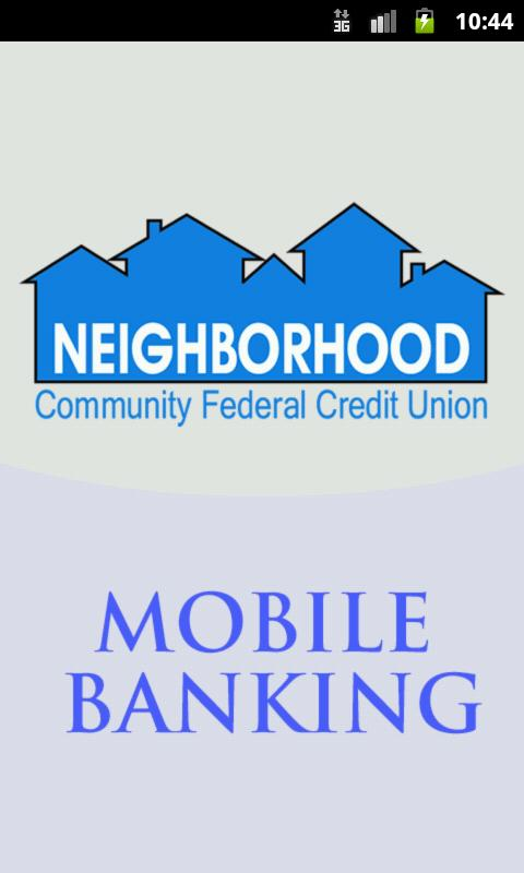 Neighborhood CFCU Mobile- screenshot