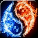 Yin Yang Elements icon