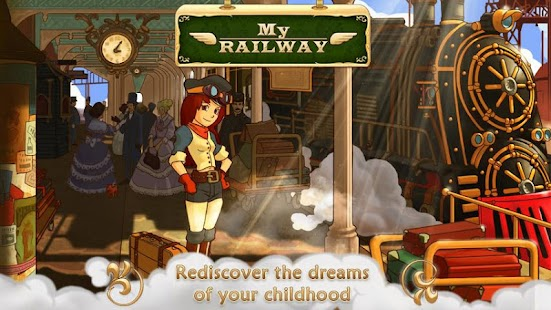 My Railway - screenshot thumbnail