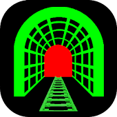 3D Train Tunnel Simulation LWP
