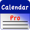 Calendar Pro/en – full version logo