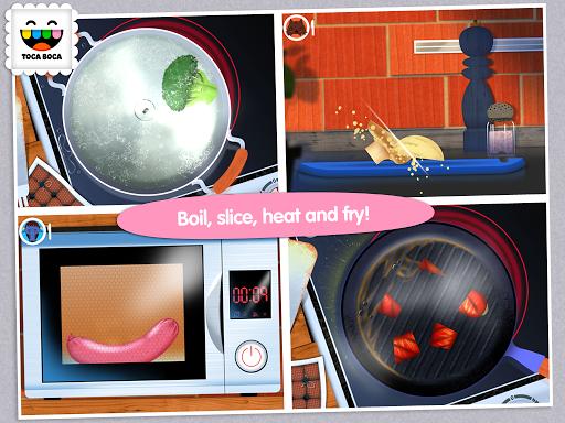 Toca Kitchen 1.1.7-play screenshots 7