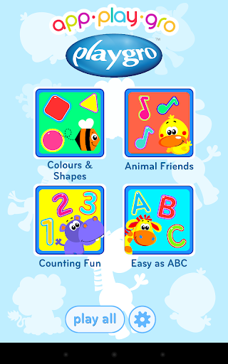 【免費教育App】Playgro Zoo Fun-APP點子