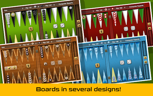 Backgammon Gold- screenshot thumbnail
