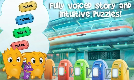 Vixes - book for kids- screenshot thumbnail