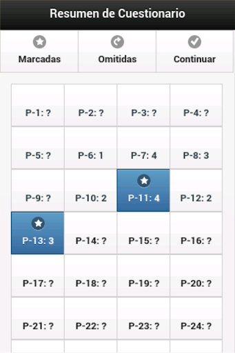 Simulador Examen ICFES 2.1.1 screenshots 6