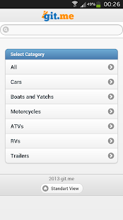 Git.me - Used Vehicles- screenshot thumbnail